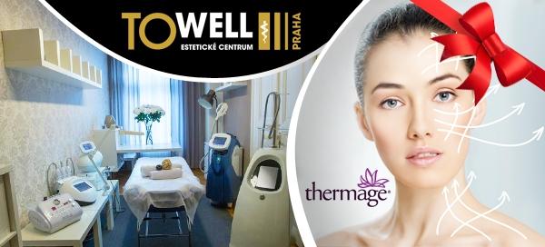 Thermage CPT – 30 až 60minutové ošetření celého obličeje