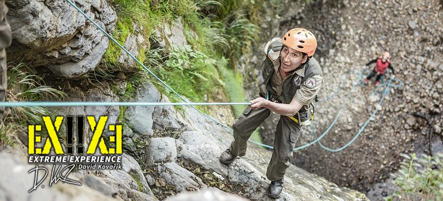 Celodenní lezecký kurz v Labských pískovcích s přítomnost instruktora