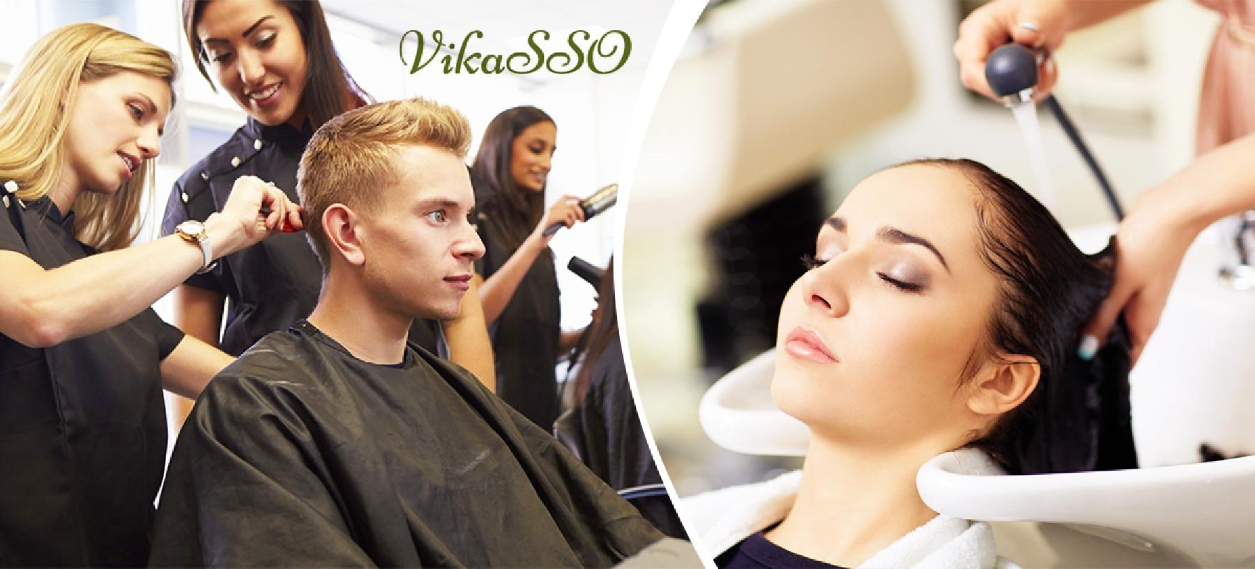 Kadeřnické balíčky pro dámy i pány – salon VikaSSO