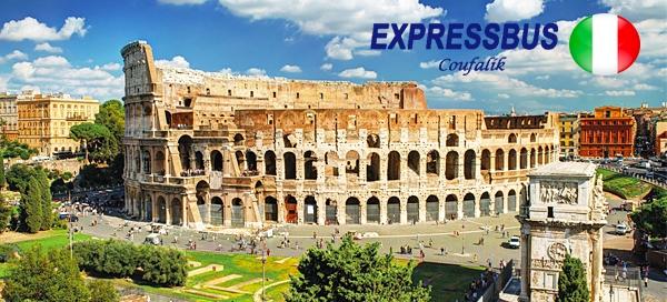 To nej z Itálie: Řím, Florencie, Verona, Benátky