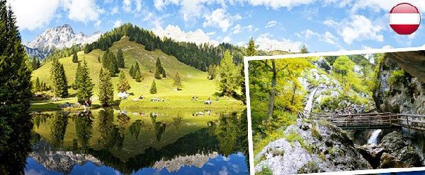 Zájezd na Medvědí soutěsku do Rakouska