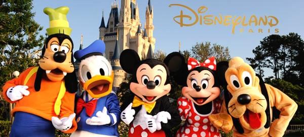 Úžasný Disneyland na otočku pro 1 osobu
