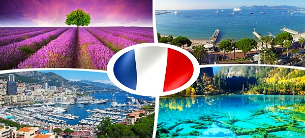 Letní poznávací zájezd do Francie pro 1 osobu