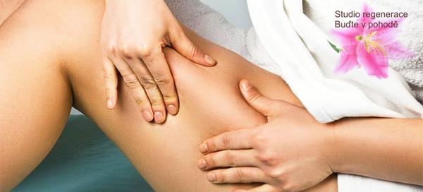Ruční lymfatická masáž nebo Magic Wrap
