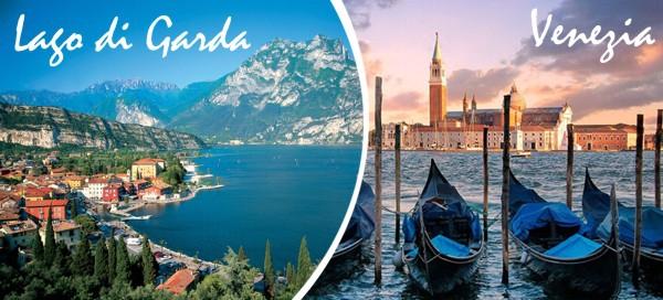 Zájezd do Itálie - Verona, Benátky a Lago di Garda