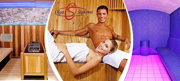 Neomezený VIP vstup do saunového světa pro dva