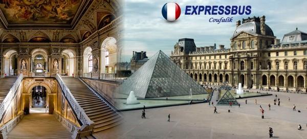 4denní Paříž a muzea s ubytováním a snídaní