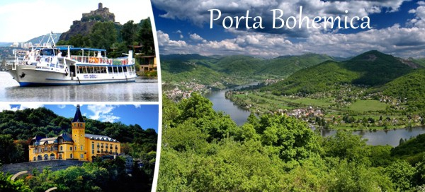 Celodenní výlet údolím PORTA BOHEMICA pro 1 osobu