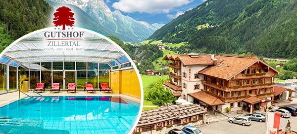 Exkluzivní pobyt v rakouských Alpách s polopenzí