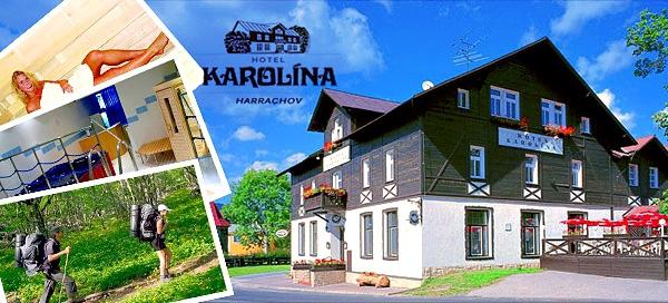 Letní pobyt v Krkonoších – 4 dny pro 2 osoby