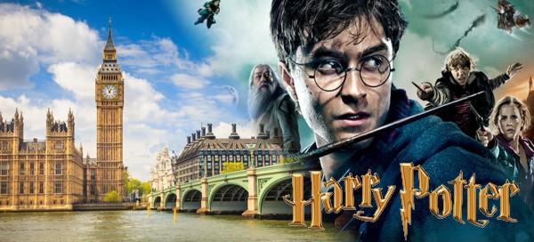 Zájezd do Londýna s Harry Potterem pro 1 osobu