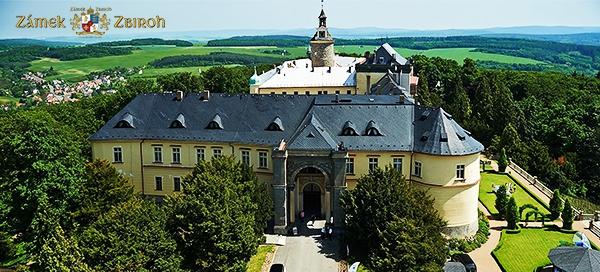 Pohádkový podzim pro DVA na zámku Chateau Zbiroh