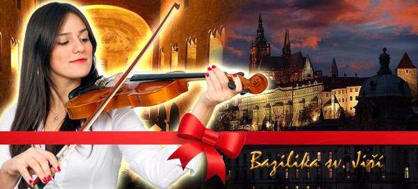 Koncert Hudba Pražského hradu v bazilice sv. Jiří