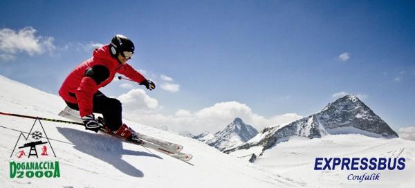 10-denní lyžařský zájezd do Itálie pro 1 osobu