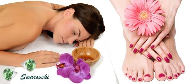 4-6hodinový relaxační balíček plný péče pro ženy