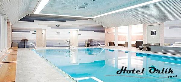 Luxusní pobyt v hotelu Orlík**** nebo vilách