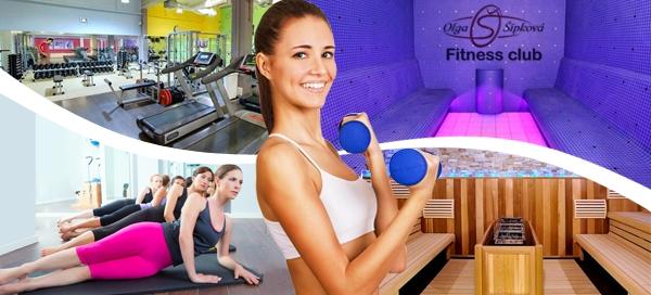 Měsíční členství ve Fitness Olgy Šípkové