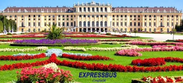 Zájezd do velikonoční Vídně pro jednu osobu