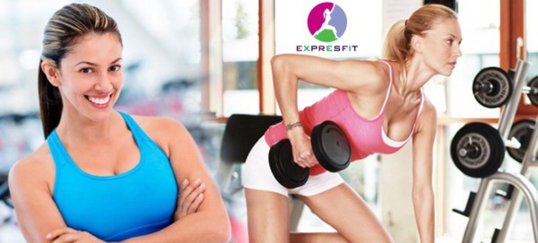 Kruhový trénink a cvičení Slim Belly pro ženy