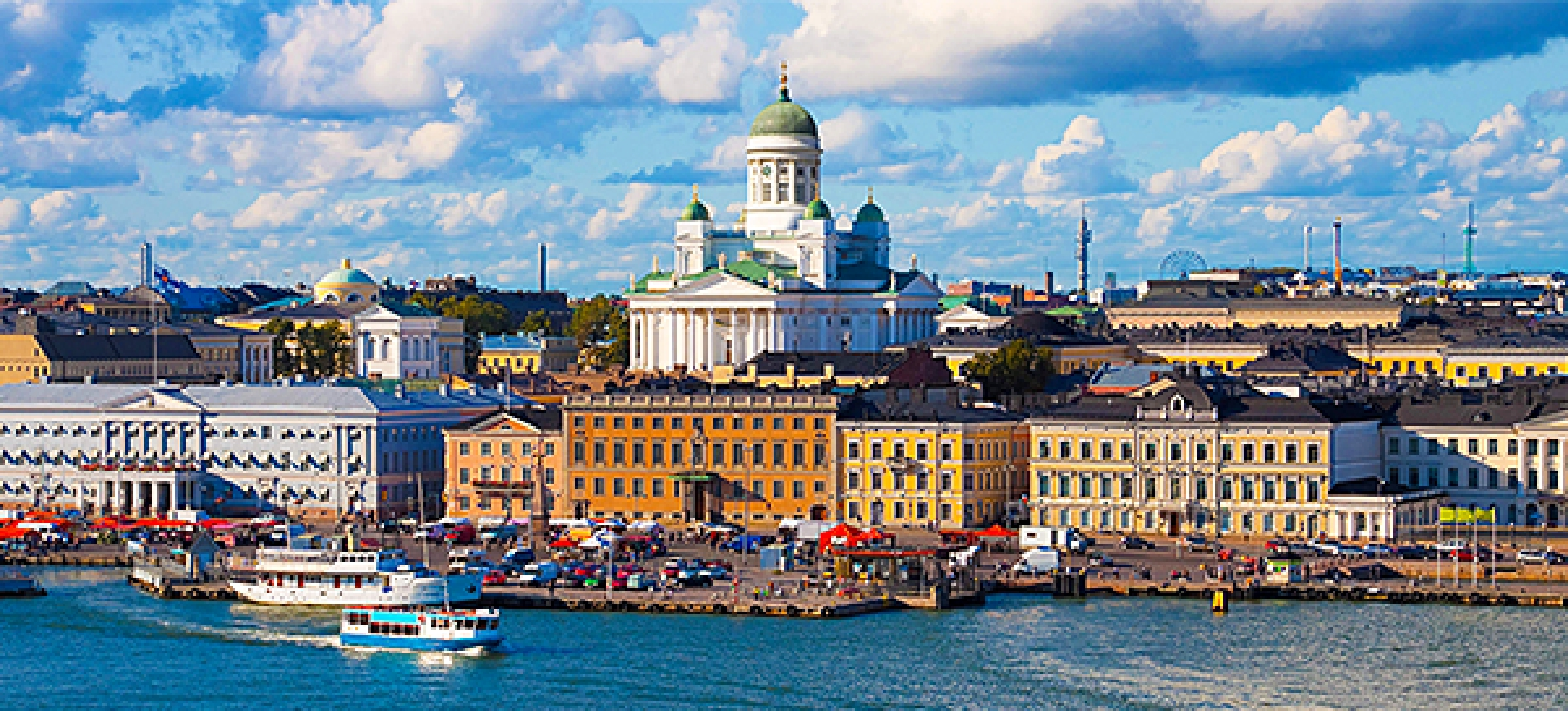 6denní Pobaltí – Vilnius, Riga, Tallin a Helsinky