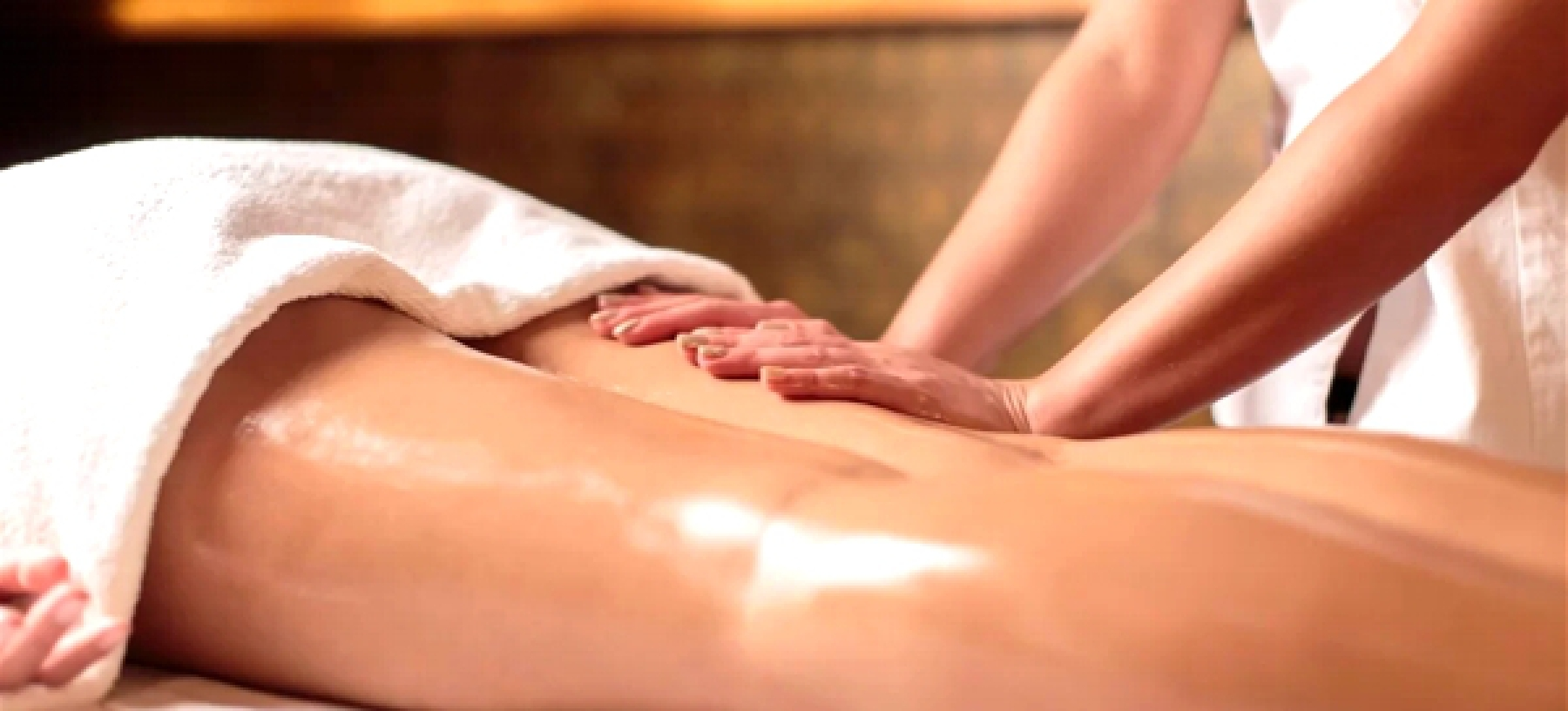 Anticelulitidní masáž se zapracováním séra