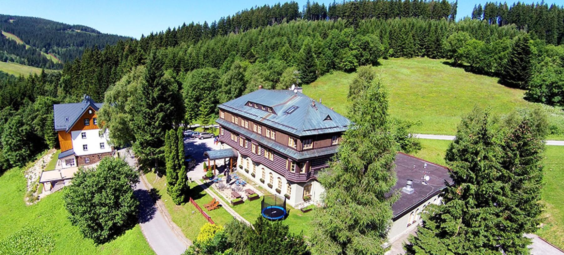 Wellness pobyt v Alpském hotelu***+ ve Špindlu