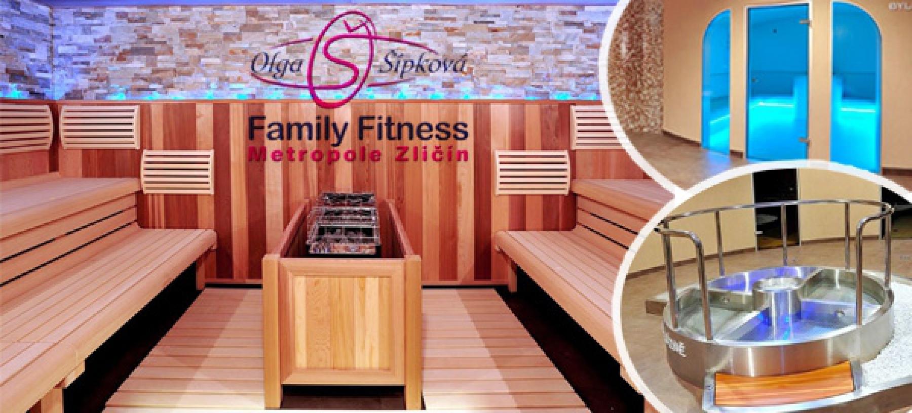 5 vstupů do saunového světa Olgy Šípkové