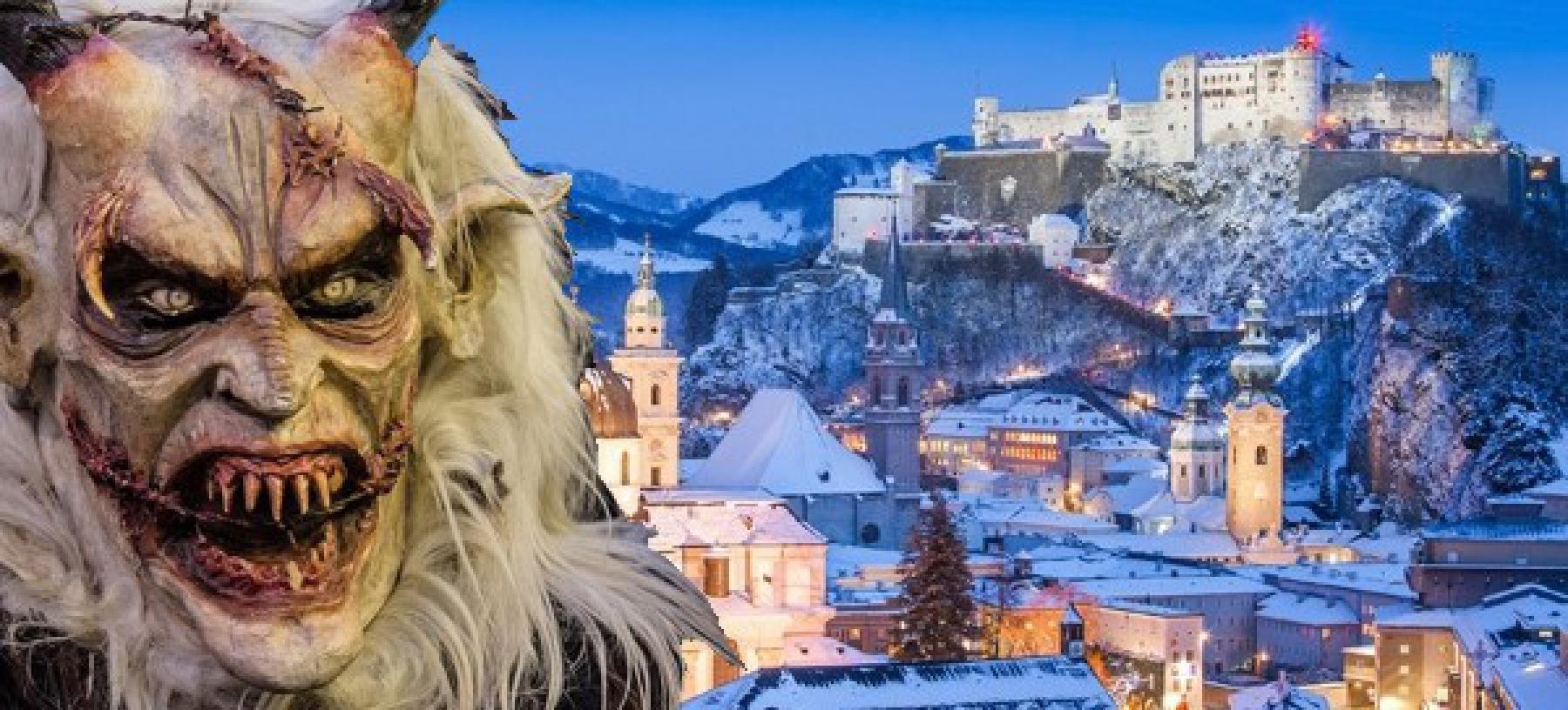 Zájezd do Salzburgu na adventní trhy pro 1 osobu