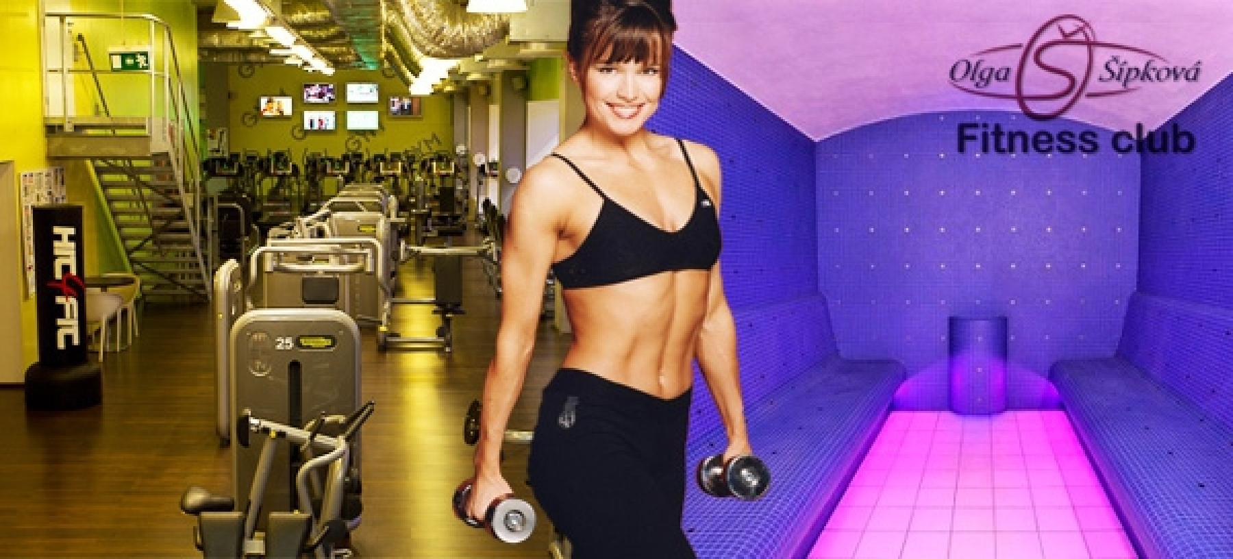Jakékoliv cvičení nebo relaxace v Daily Fitness