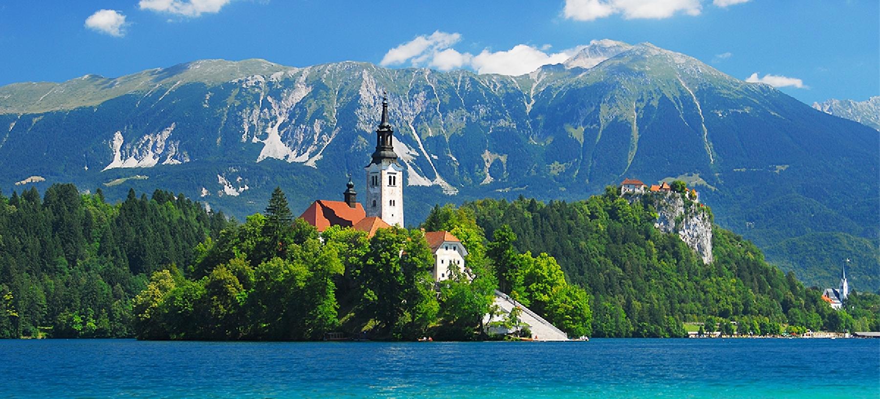 Krásy Slovinska – 4denní zájezd do malé velké země