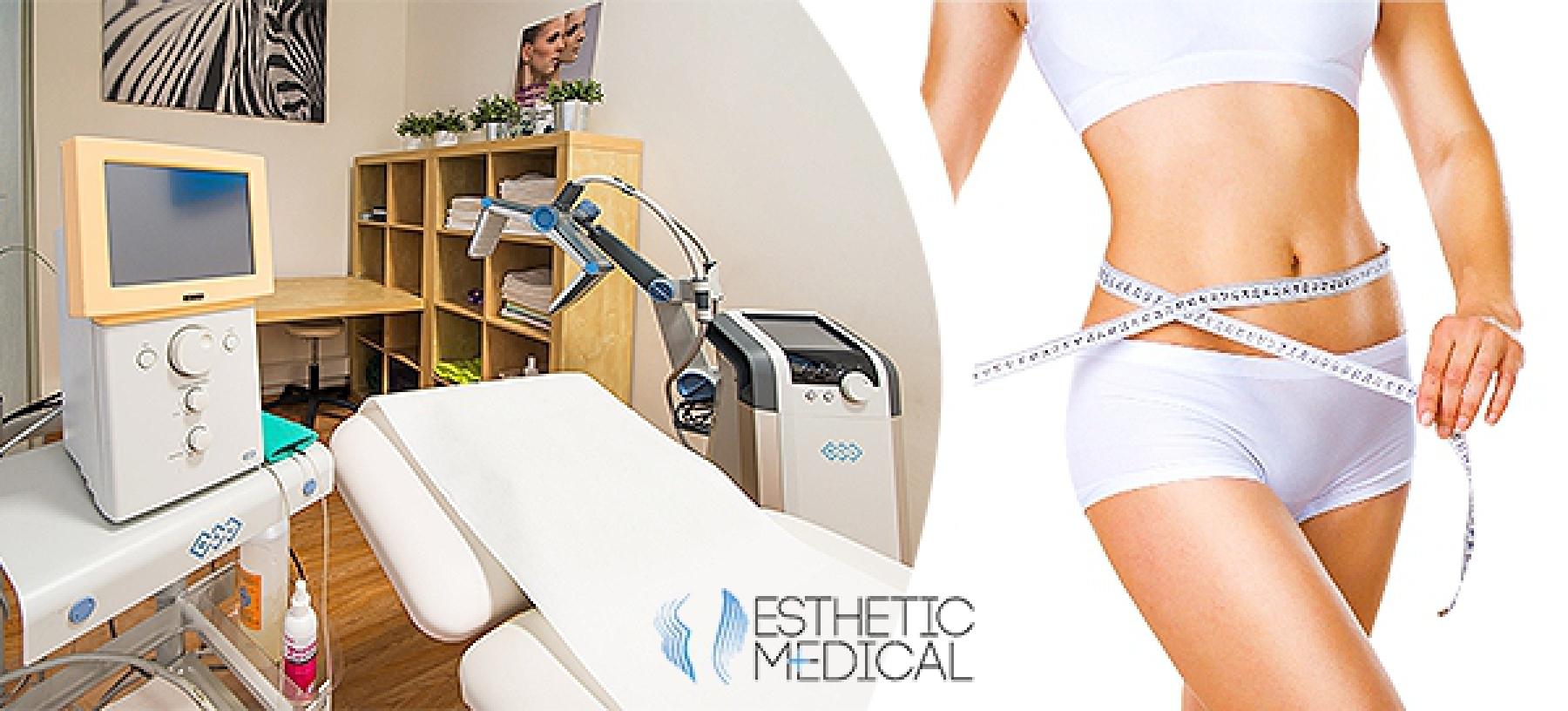 Hubnoucí balíčky v Esthetic Medical Clinic