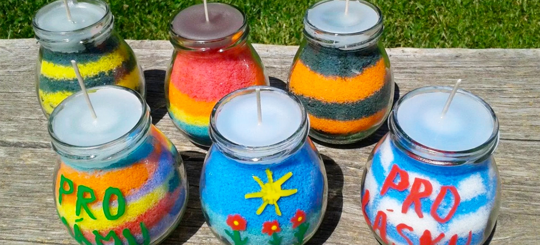 Svíčkárna Rodas – výroba svíčky s éterickým olejem