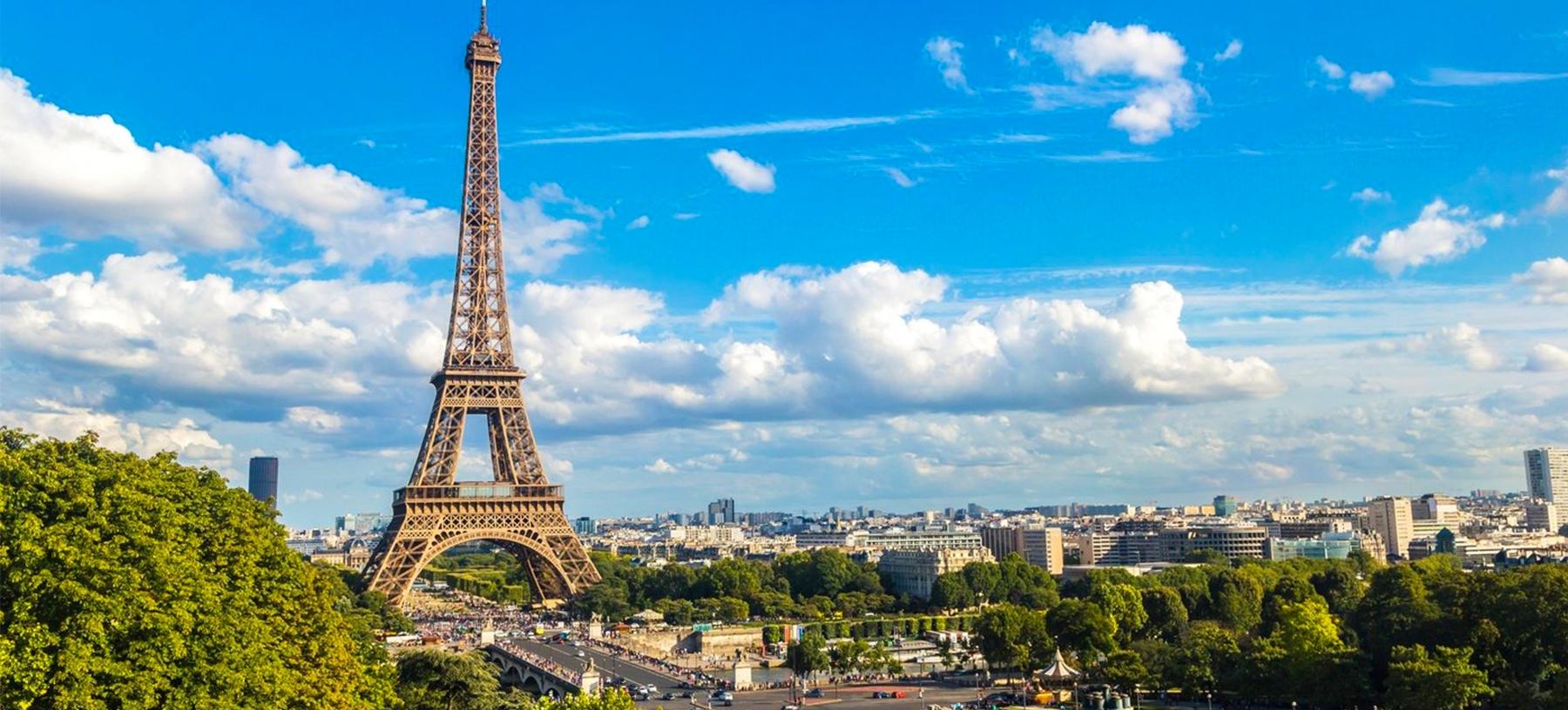 Paříž a sídla panovníků s ubytováním pro 1 osobu