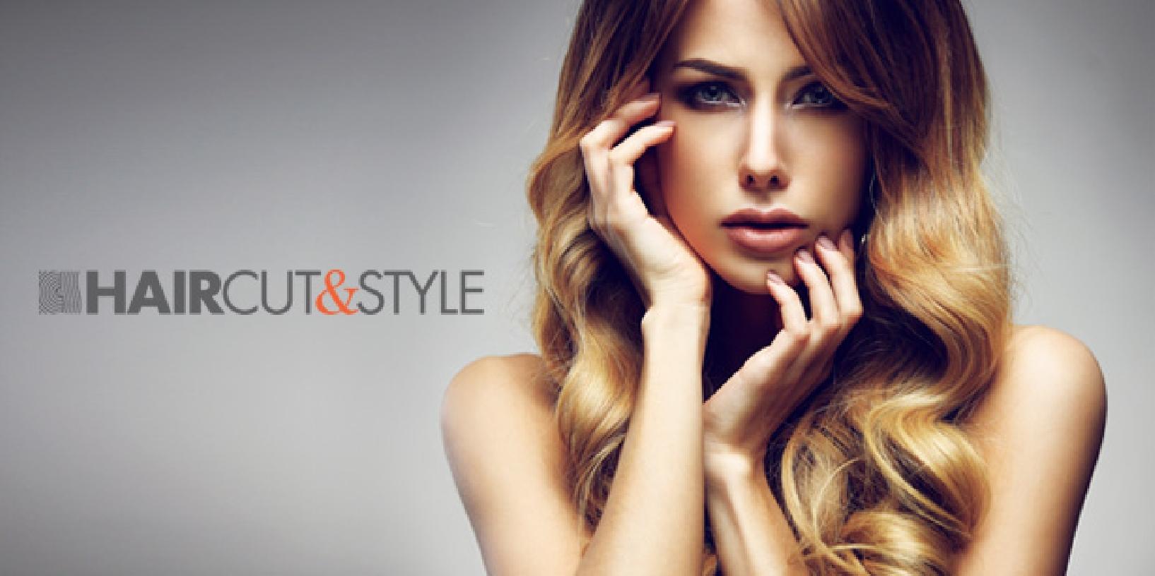 Kadeřnické balíčky pro dámy – Haircut&Style Studio