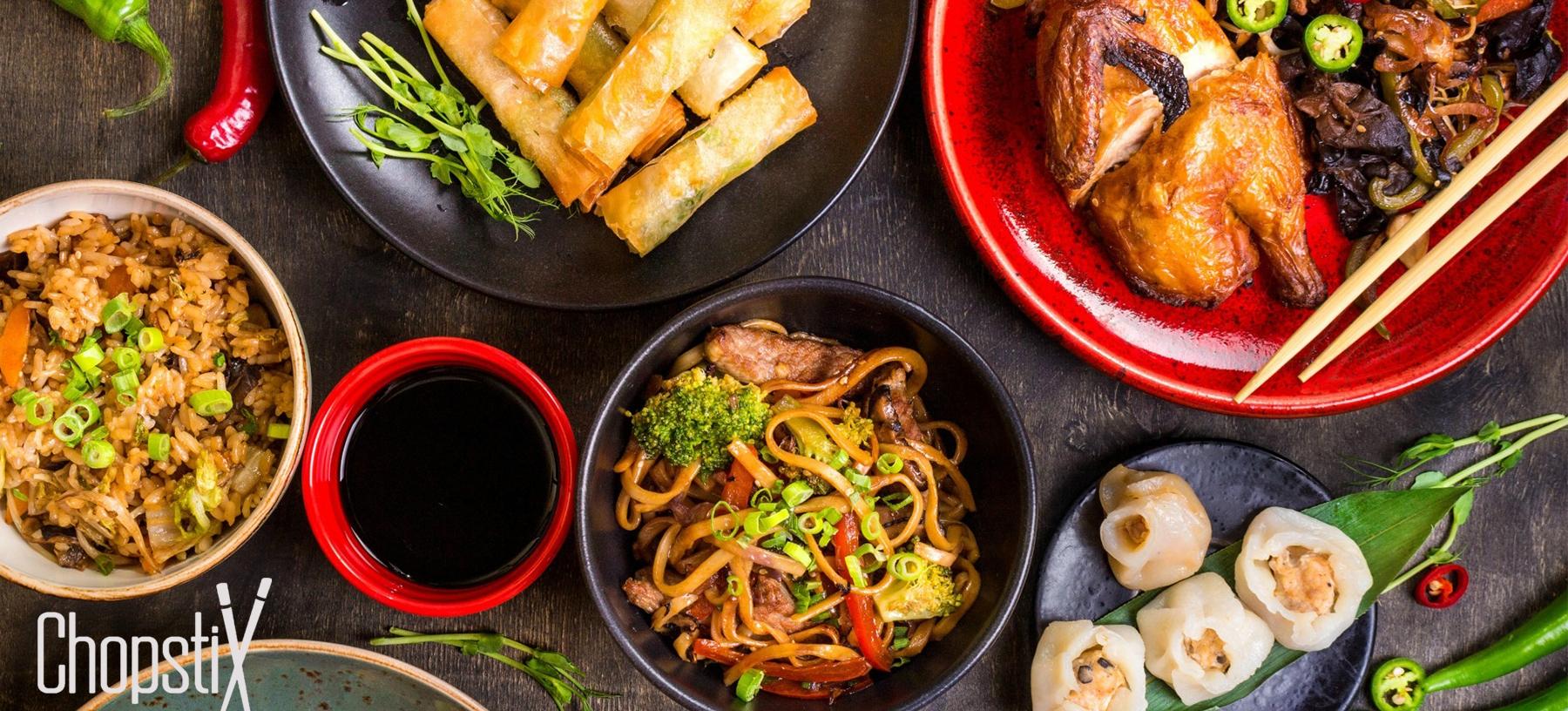 3chodové vietnamské menu pro dva v centru Prahy