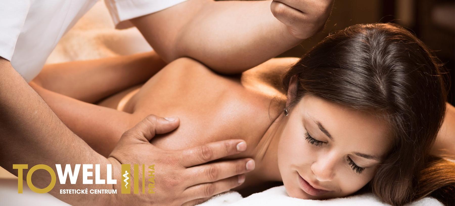 Zdravotní nebo regenerační masáž – salon To Well