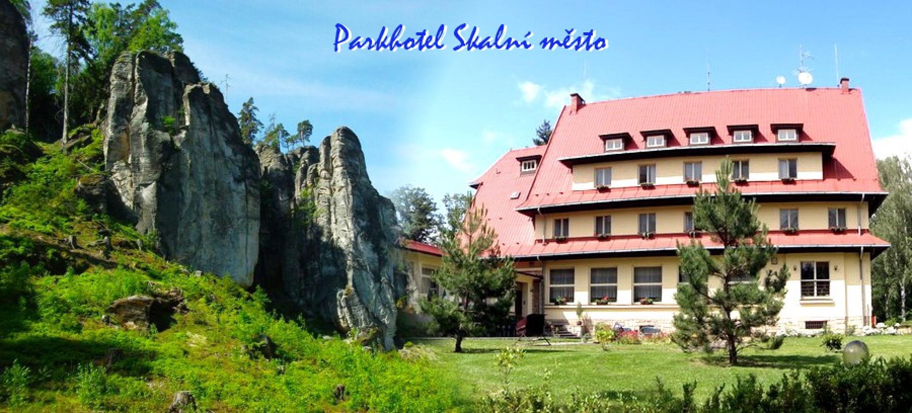 Pobyt v Parkhotelu Skalní město v Českém ráji