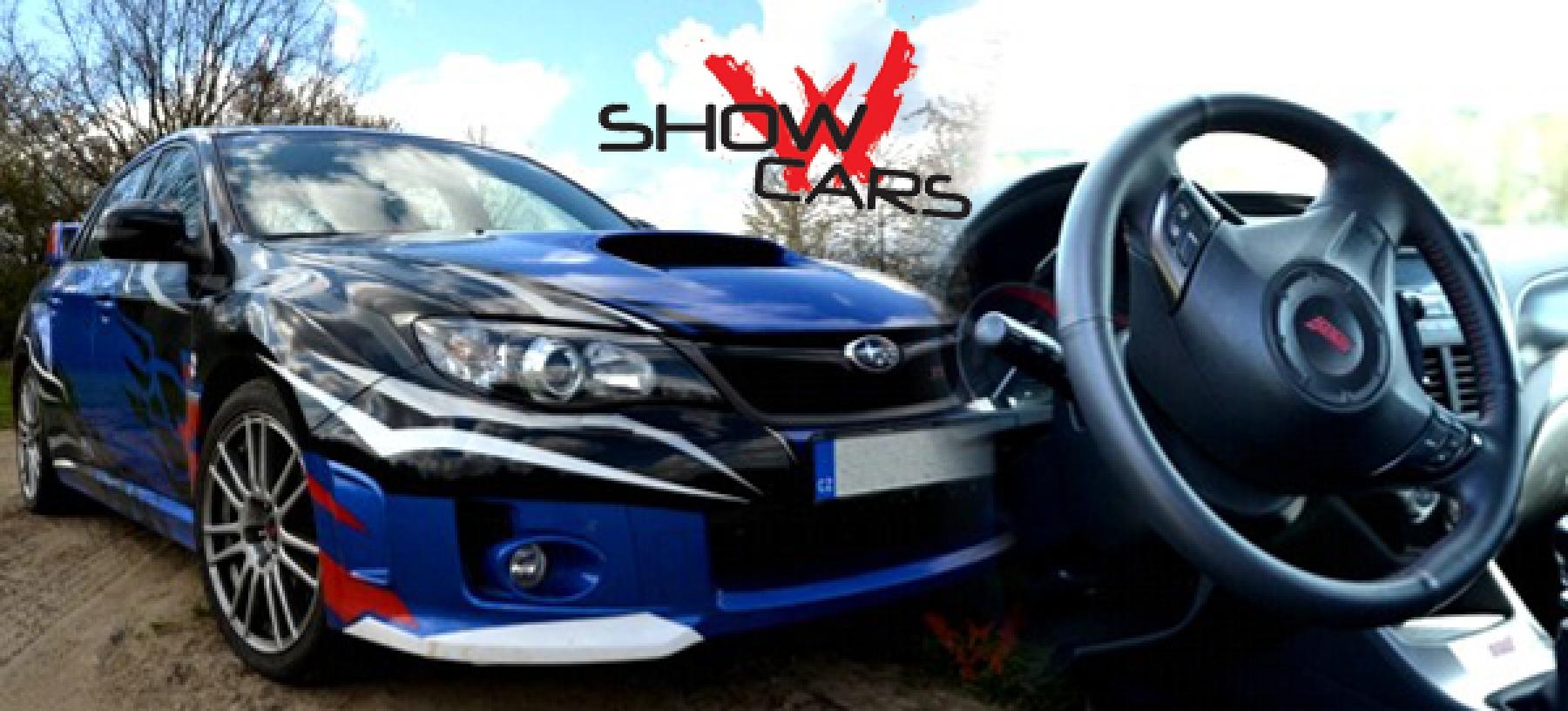 Rallye závodníkem v Subaru Impreza WRX STI