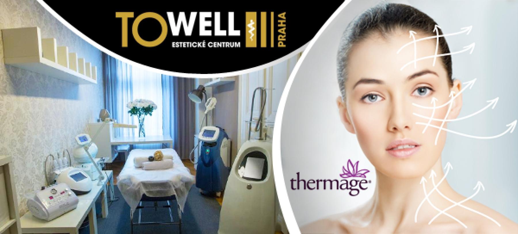 Thermage CPT – 30 až 90minutové ošetření obličeje