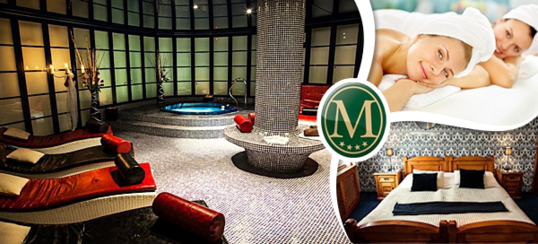 Dámská jízda snů v hotelu Morris**** Česká Lípa