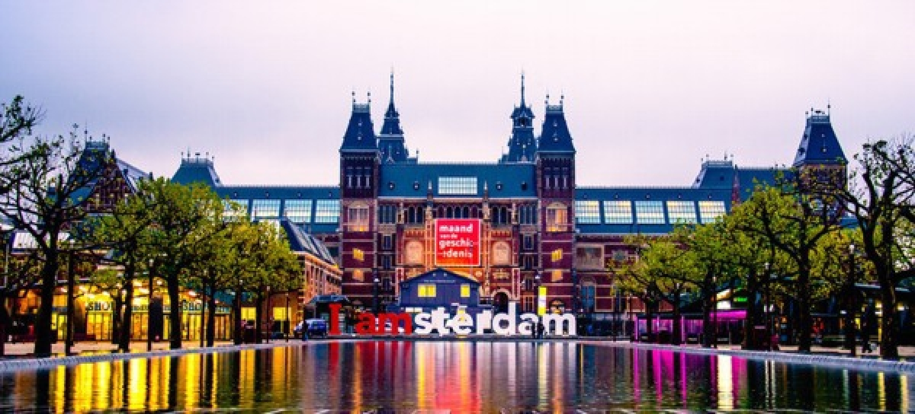 4-denní adventní zájezd do Amsterdamu