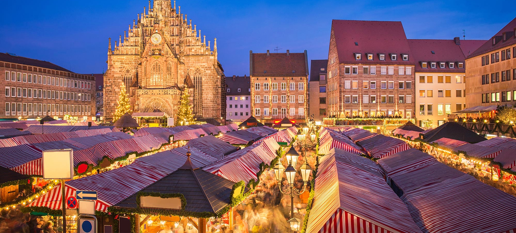 Zájezd do Norimberku na adventní trhy pro 1 osobu
